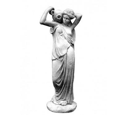 Скульптура Женщина с кувшином арт. 044