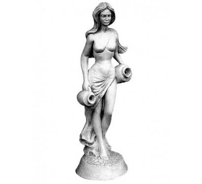 Скульптура Женщина с двумя кувшинами  (006)