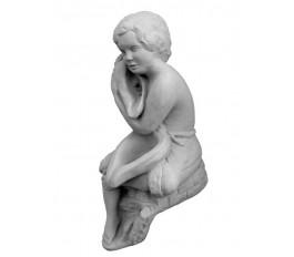 Мальчик с ракушкой  (015)