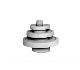 """Фонтан """"Сатурн""""  (029)"""