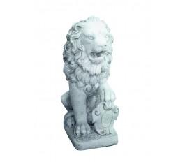 Лев со щитом (правый)  (049)