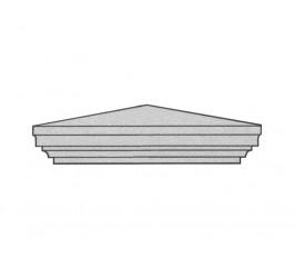 Крышка столба забора (051)