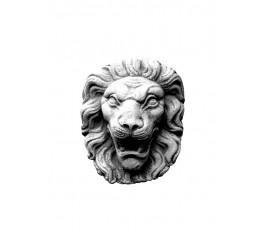 Морда льва настенная  (070)