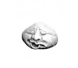 """Каменное лицо """"Счастливый""""  (076)"""