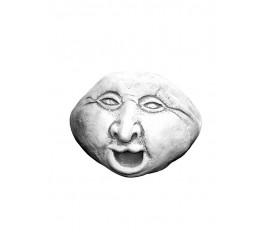"""Каменное лицо """"Поющий""""  (077)"""