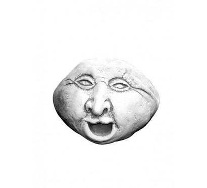 """Каменное лицо """"Поющий"""" арт. 077"""