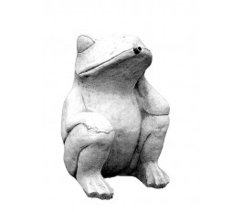 Жаба сидячая арт. 091