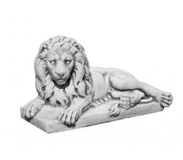 Лев лежачий (левый) арт. 095