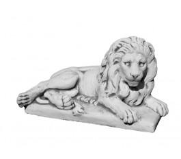 Лев лежачий (правый) арт. 096