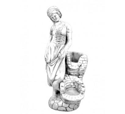 Скульптура Женщина с Каскадом  (123)