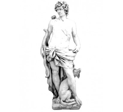 Бетонная скульптура Лучник арт 126