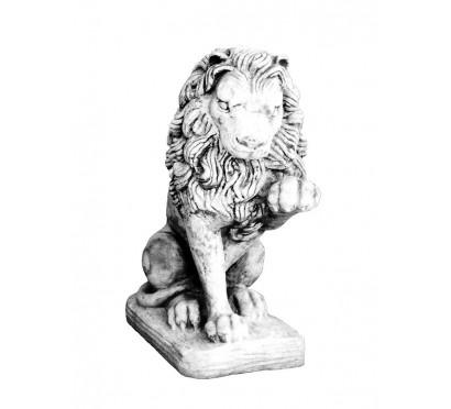 Скульптура Лев левый  (225)