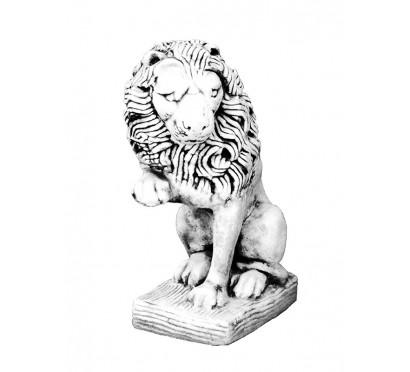 Скульптура Лев правый  (226)