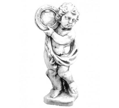 Скульптура Мальчик с бубном  (285)