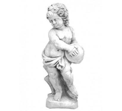 Скульптура Мальчик с тарелкой  (286)