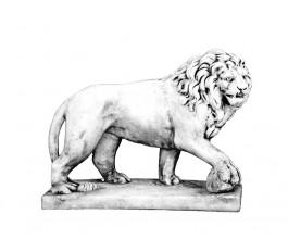 Лев с шаром  (328)