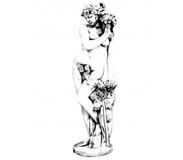 Женщина с ромашкой арт. 347