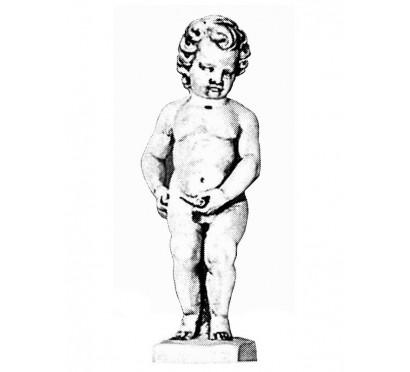Скульптура Писающий мальчик  (385)