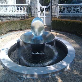 Дизайн фонтанов - прикосновение к роскоши