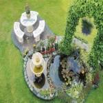Ландшафтный дизайн – фонтаны в классическом, восточном и авангардном стиле