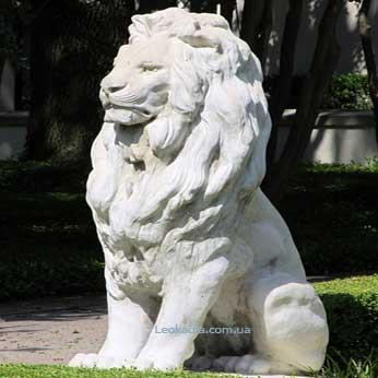 Статуя льва - купить и украсить территорию