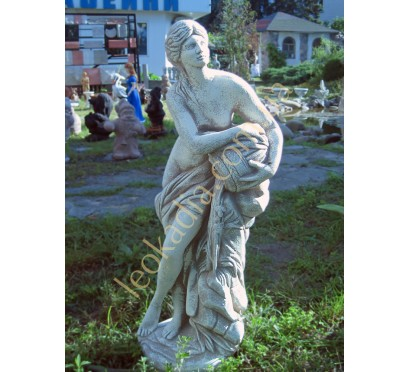 """Скульптура """"Женщина с кувшином"""" арт. 008"""
