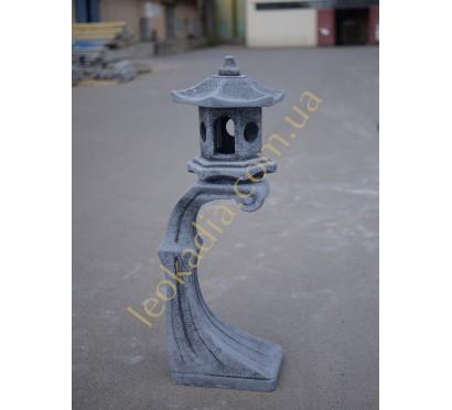 Японский фонарик арт. 079 (цвет- антрацит)