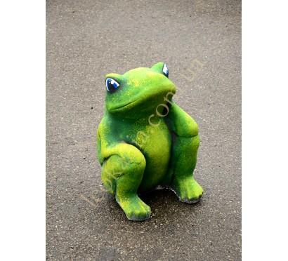Фигурка сидячей жабы арт. 091