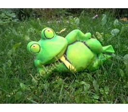 Жаба лежачая