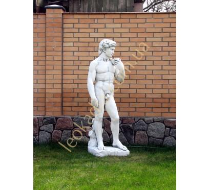 "Скульптура ""Давид"" арт. 179, цвет антик"