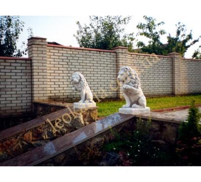 Львы арт. 225, 226 (правый, левый)