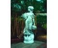 Скульптура Женщина с корзинкой  (253)