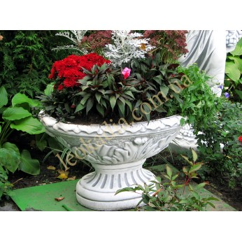 Садовый вазон украсит и дополнит Ваш сад