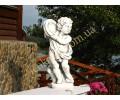 """Скульптура """"Мальчик с бубном"""" арт. 285"""