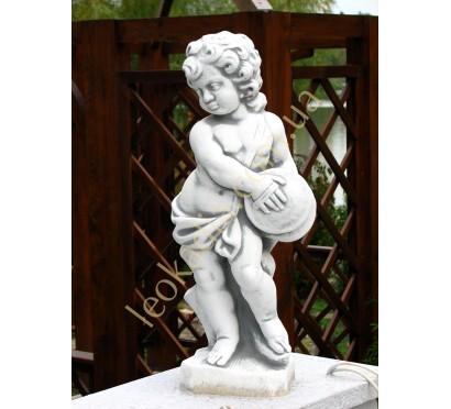 """Скульптура """"Мальчик с тарелками"""" арт. 285"""
