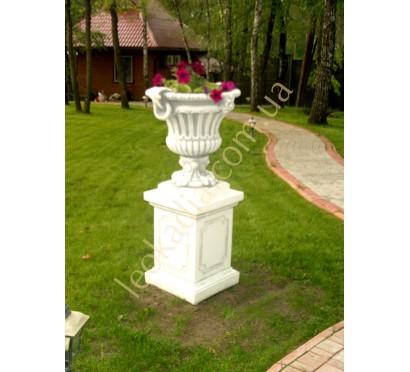 "Тумба арт. 335 с вазой арт. 198 ""Чаша"""