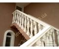 Балюстрада балконов, террас, лестниц
