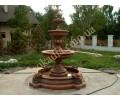 Бассейн фонтана (4 ракушки) арт. 031