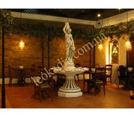 фонтан арт. 920/823 в интерьере ресторана
