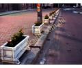 Благоустройство тротуара на Подоле, цветочники (022)