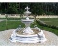 Бассейн фонтана (4 ракушки) (031)