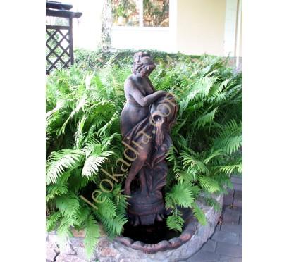 """Скульптура арт. 344 """"Женщина с кувшином"""""""