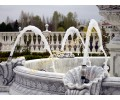 Бассейн арт. 032 с фонтаном, форсунками, подсветкой