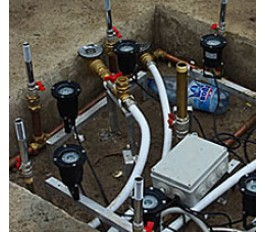 Комплектация фонтанов оборудованием для самостоятельного монтажа